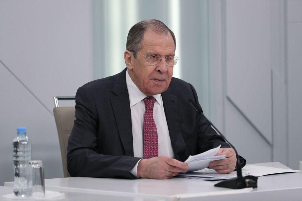 Сергей Лавров. Фото: МИД РФ