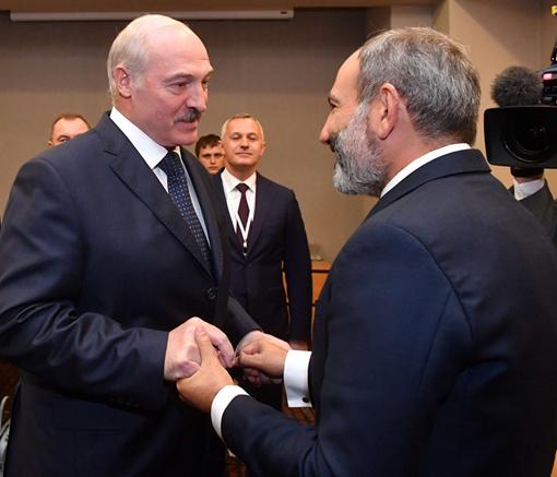 Путин дал публичный отлуп Лукашенко и Пашиняну