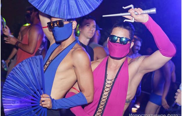 Как екатеринбургские геи объегорили полицию