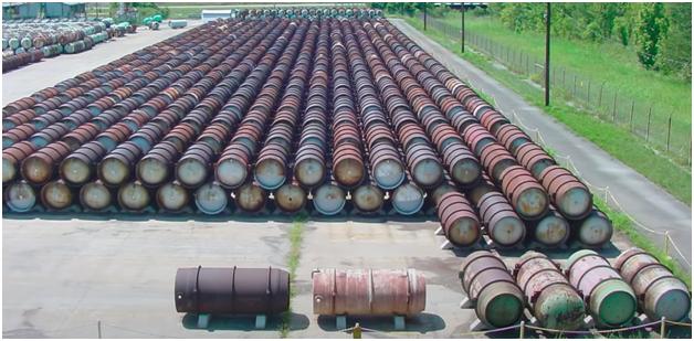 Германия завалила Россию ядерными отходами - «Экозащита»