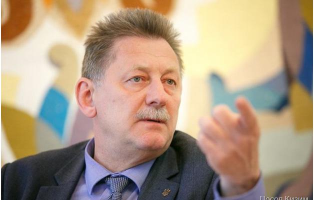 Украина отозвала посла в Белоруссии «из-за недопустимых действий Минска»