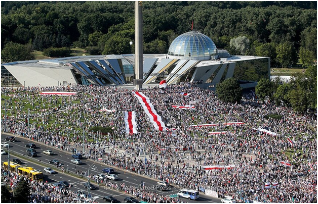 Парламент Литвы не признал итоги президентских выборов в Белоруссии