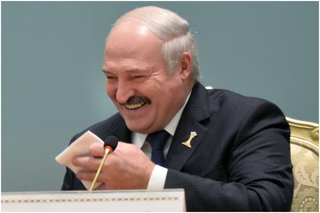 Неувядаемый Жириновский призвал диктатора Лукашенко сняться с выборов