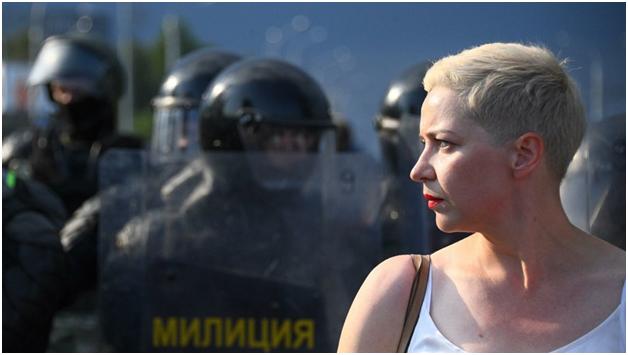 Помпео пригрозил Белоруссии за «похищение» Колесниковой