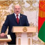 Узурпатор вступил в должность президента Белоруссии