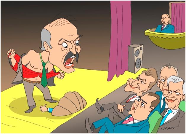 Цивилизованный мир не признаёт коронование белорусского узурпатора
