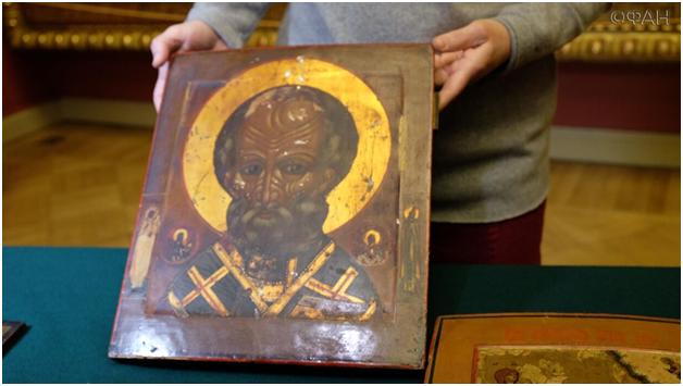 Германия вернёт России три тысячи контрабандно вывезенных икон