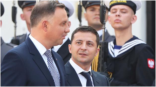 Польский президент нарвался на ультиматум украинского коллеги
