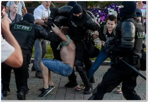 Международный уголовный суд в Гааге просят возбудить дело в отношении узурпатора Лукашенко