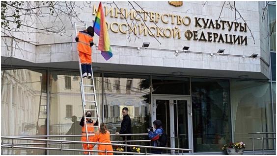 В Москве задержаны основательницы Pussy Riot