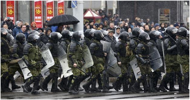 Парламент Латвии не признал узурпатора президентом Белоруссии