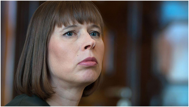 Президент Эстонии метит в генсеки