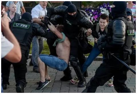 Белоруссия отозвала своих послов из Польши и Литвы
