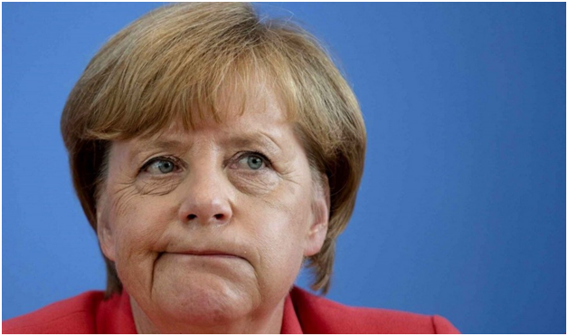 Пермяки попросили Ангелу Меркель присоединить дорогу к их деревне к Германии