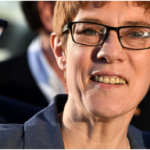 Министр обороны Германии призвала вести переговоры с Россией по разоружению «с позиции силы»