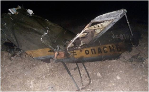 «Виновные будут наказаны» - МИД России о поражении Азербайджаном Ми-24 и гибели российских пилотов