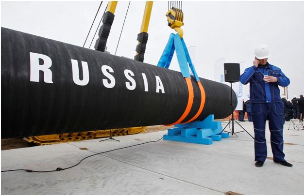 Министр: Финляндия под давлением США не изменит позицию по «Северному потоку -2»