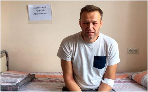 «В обстановке спешки и скрытности»: Россия ответила ЕС на санкции по Навальному