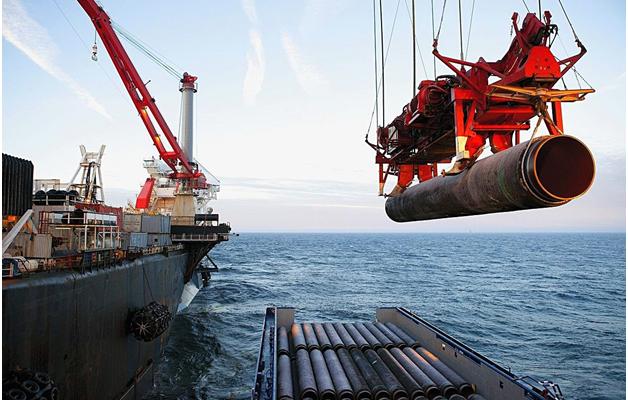 Глава МИД Германии раскритиковал американские санкции против «Северного потока-2»