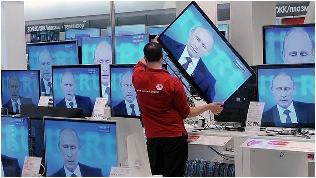 В Латвии запрещено вещание ещё 16 российских телеканалов