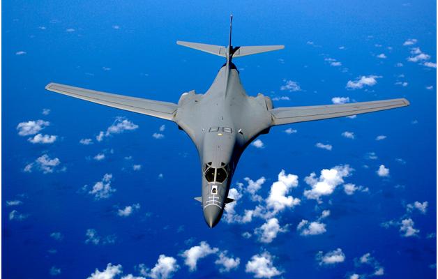 США впервые разместили в Норвегии свои атомные стратегические бомбардировщики