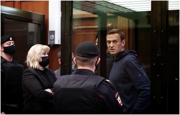 Коллективный Запад потребовал немедленного освобождения Навального