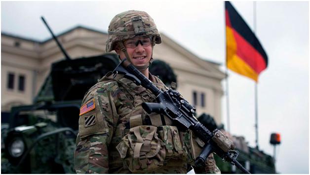 Байден приостановил передислокацию американских военнослужащих из ФРГ