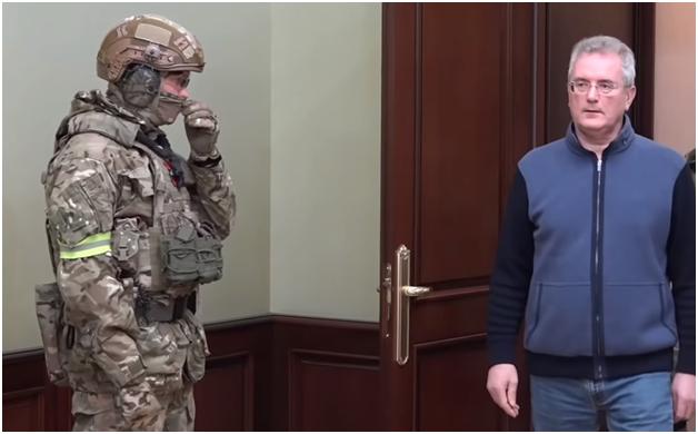 Бывший тесть Николая Баскова и пензенский губернатор проходят по одному уголовному делу