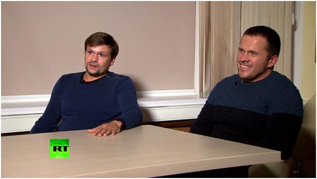 Пользуясь Навальным, США отыгрались на «Александре Петрове» и «Руслане Боширове»