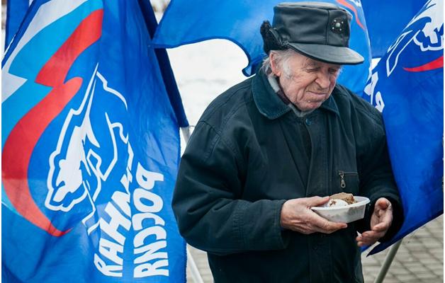 Сергей Миронов: «Реальная бедность в России в 3,5 раза выше официальной»