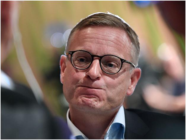 Российский министр оконфузил шведского коллегу