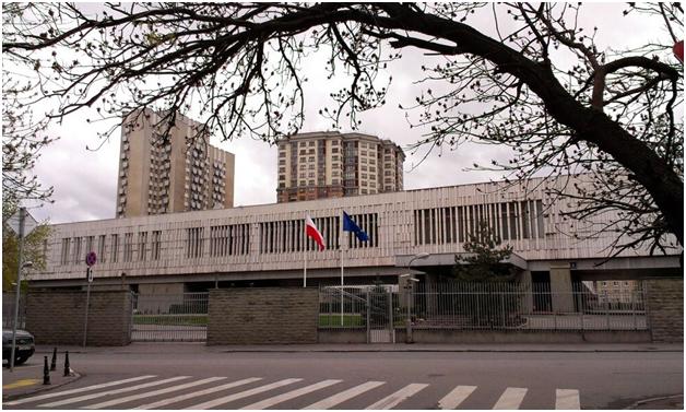 Россия выпроваживает пятерых польских дипломатов