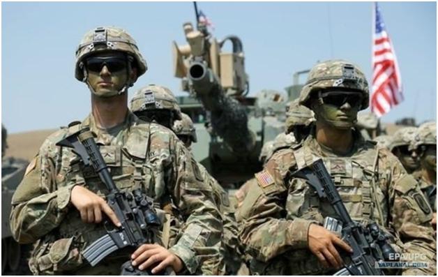 Американцы привели в максимальную боевую готовность свои войска в Европе. Им советуют оккупировать Калининград