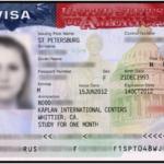 Посольство США в Москве прекратит оформление виз россиянам