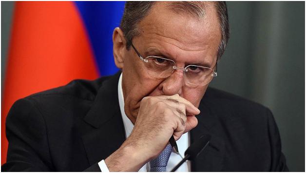 «А, может быть, даже тупая»: Лавров о политике США в отношении России