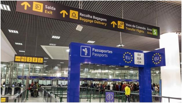 Португальские пограничники до смерти забили дерзкого украинца