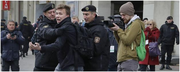ЕС: Белоруссия атакует суверенитет Европы