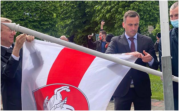 Белоруссия возбудила уголовное дело в отношении главы МИД Латвии и мэра Риги
