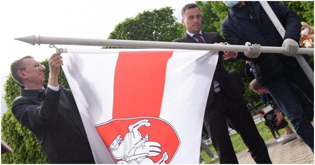 Белоруссия и Латвия обменялись изгнанием посольств