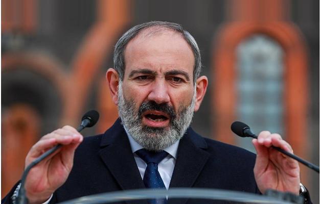 Пашиняну не хватило голосов для единоличного формирования правительства
