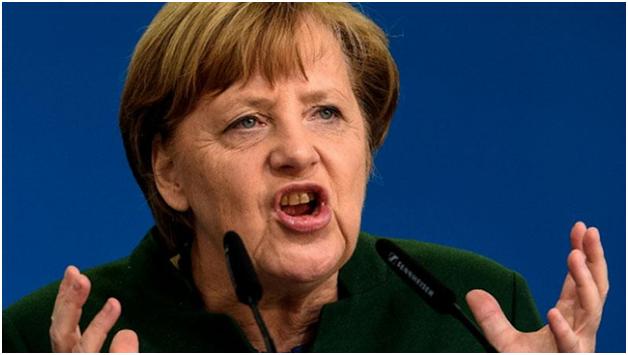 Меркель: лидерам стран ЕС не хватило храбрости для встречи с Путиным