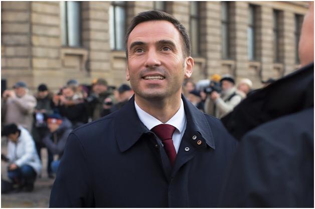 Мэру Риги запрещён въезд в Россию