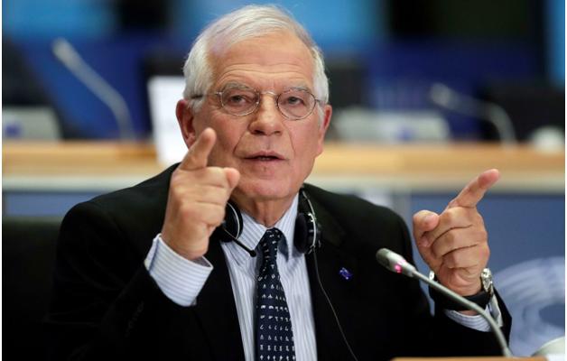 Еврокомиссар по внешней политике приветствует удушение России санкциями