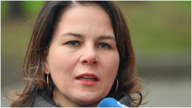 Кандидат в немецкие канцлеры выступила против завершения строительства «Северного потока-2»