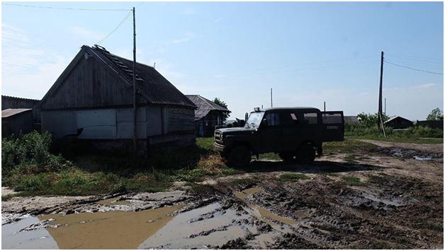 Канцелярия Меркель ответила на просьбу жителей русской деревни заасфальтировать дорогу