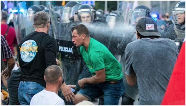 Литовская демократия не прошла проверку на прочность