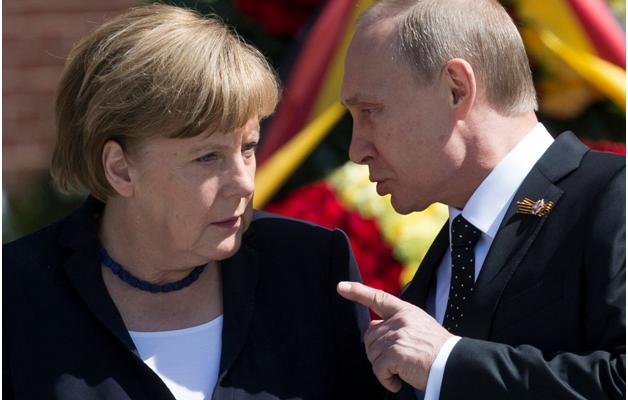 Готовясь к уходу, Меркель решила заглянуть в Москву