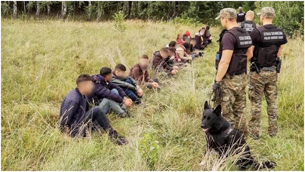 Польские власти намерены узаконить изгнание беженцев, нелегально пересекающих границу