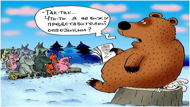 ЦИК: «Единая Россия» заручилась конституционным большинством в ГД